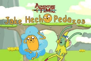 Jake hecho pedazos